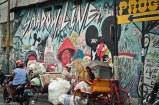 grafiti wall.