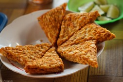 Tempe! the must-have if you ever visited Indonesia