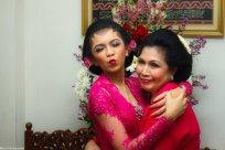 Mum daughter bonding time