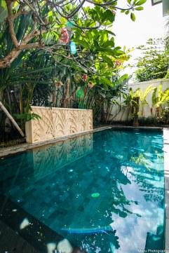My Aunt's house, Petitenget, Bali