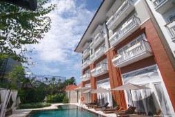 Pool, Maison Aurelia Hotel. Sanur, Bali