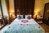 Hotel room, Komaneka Bisma, Ubud, Bali